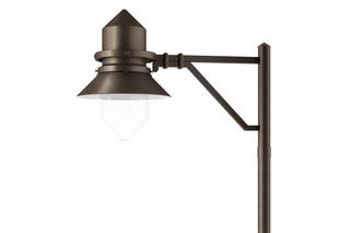 Ingolstadt pole & wall lamp  by  Bergmeister Leuchten GmbH
