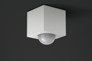 Motion detector Cube  by  Gira