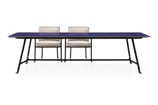 BOREA dining table  by  B&B Italia