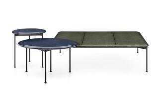 BOREA small tables  by  B&B Italia