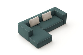 pads sofa  by  Brunner