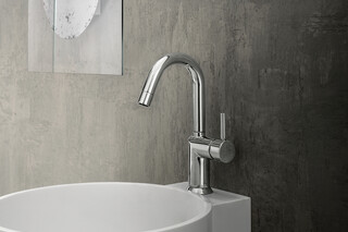 CAFÈ Single-hole washbasin mixer  by  Fantini