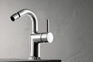 CAFÈ Single-hole bidet mixer  by  Fantini