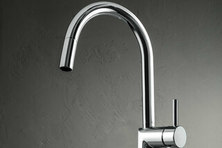 CAFÈ Single-hole sink mixer  by  Fantini