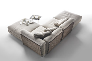 Cestone Sectional sofa  by  Flexform