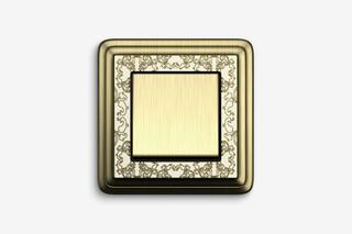 ClassiX Art Bronze-Cremeweiß  von  Gira