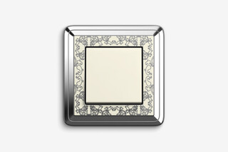 ClassiX Art chrome cream white  by  Gira