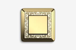 ClassiX Art brass cream white  by  Gira