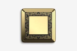ClassiX Art brass black  by  Gira