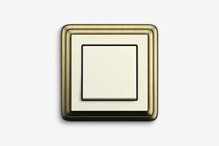 ClassiX Bronze Cremeweiß  von  Gira
