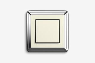 ClassiX chrome cream white  by  Gira