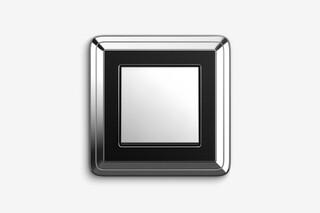 ClassiX chrome black  by  Gira