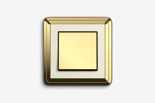 ClassiX brass cream white  by  Gira