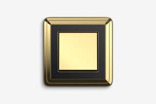 ClassiX brass black  by  Gira