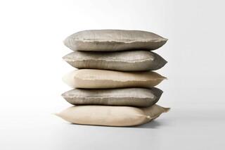 Abaca cushions  von  Paola Lenti