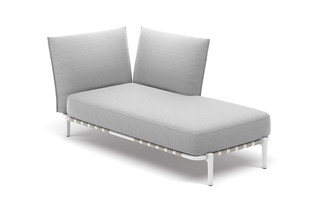 BREA Daybed links  von  DEDON