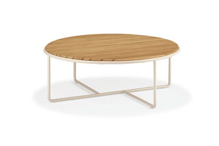LOU coffee table round 102  by  DEDON