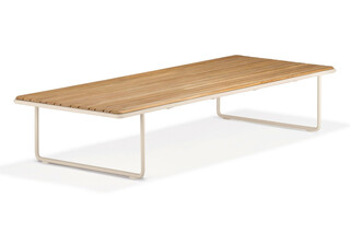 LOU coffee table 68x170  by  DEDON