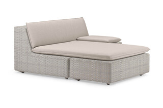 LOU Daybed Links  von  DEDON