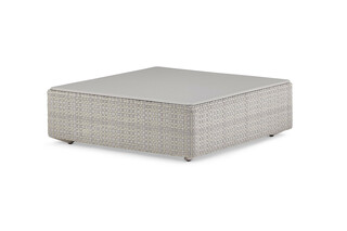 LOU coffee table 102x102  by  DEDON