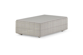 LOU coffee table 68x102  by  DEDON