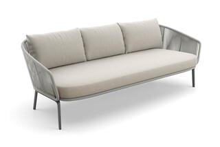 RILLY 3er-Sofa  von  DEDON