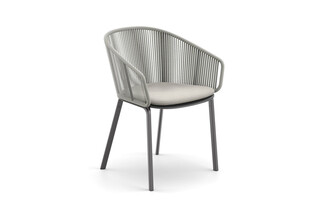 RILLY armchair  by  DEDON