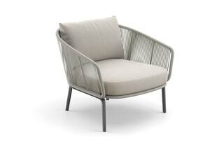 RILLY lounge chair  by  DEDON
