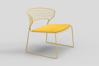 Koki Wire Sessel  von  Desalto