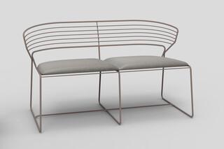 Koki Wire Sofa  von  Desalto