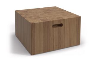 Deco Block Couchtisch  von  Gloster Furniture