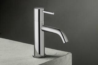 NOSTROMO SMALL Single-hole washbasin mixer  by  Fantini