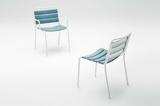 Elba chair  by  Paola Lenti