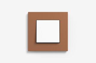 Esprit linoleum-plywood light brown  by  Gira