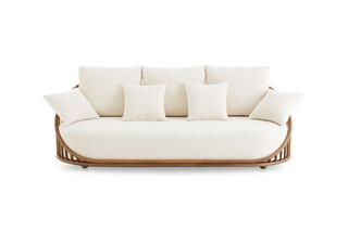 Cask Sofa  by  Expormim