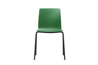 Fiore outdoor four-legged chair  by  Dauphin
