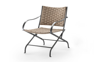 Carlotta Outdoor armchair  by  Flexform