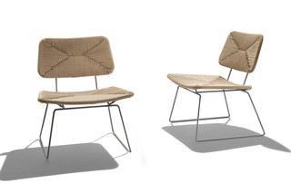 Echoes Outdoor Sessel  von  Flexform
