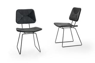 Echoes chair  by  Flexform