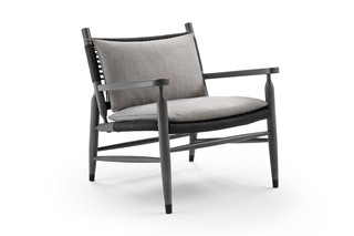 Tessa Outdoor armchair  by  Flexform