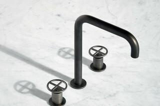 3-hole washbasin mixer  by  Fantini