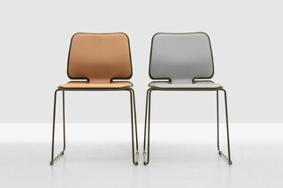 Form – Padded seat and back  by  Zeitraum