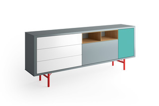 MODULAR S36 Sideboard System  by  müller möbelfabrikation