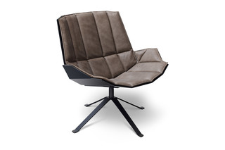 MARTINI Chair (Leather)  by  müller möbelfabrikation