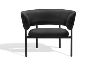 FONT Bold lounge armchair  by  møbel copenhagen