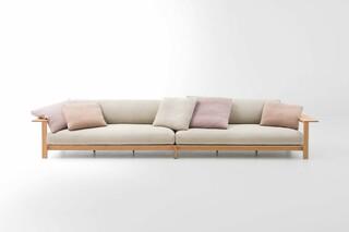 Frei sofa  by  Paola Lenti