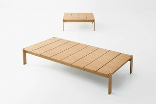 Frei coffee table  by  Paola Lenti