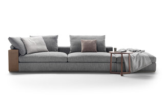Groundpiece Sofa  by  Flexform