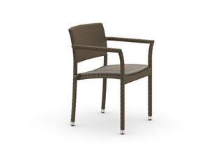 HOLIDAY armchair  by  DEDON