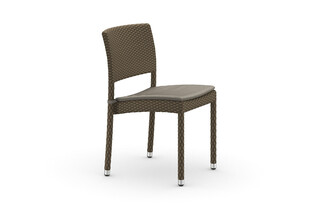 HOLIDAY side chair  by  DEDON